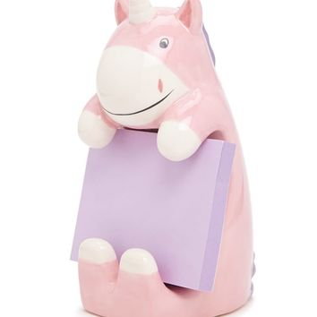 Unicorn Sticky Note Holder