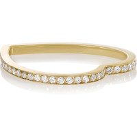 Repossi - Coeur d'Antifer 18-karat gold diamond ring