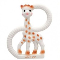 Vulli Sophie the Giraffe So' Pure Vanilla Teether - Free Shipping on orders over $49  - Rightstart.com