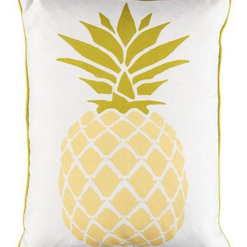 Pina Pineapple Decorative Pillow 14 X 18 Print Pillows Decorative Pillows