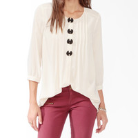 A-Line Bow Tunic