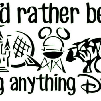 Car Decals Disney