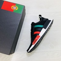 Adidas NMD XR1 For 2018 FIFA World Cup Portugal Boost Running Shoes - Best Online Sale