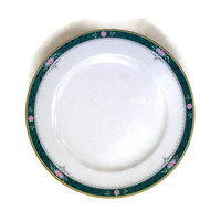Vintage Christopher Stuart Salad Plates Somerset Pattern Discontinued Set of 4