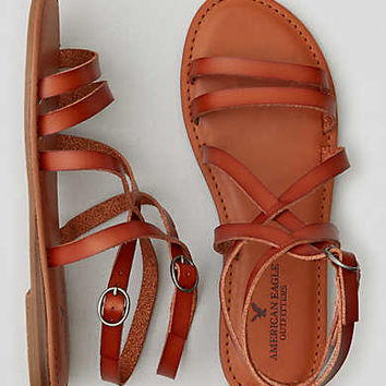 AEO STRAPPY CRISS-CROSS SANDAL