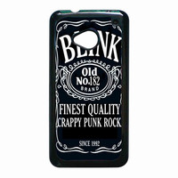 Blink 182 whisky for HTC One M7 case *RA*