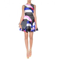 mytheresa.com - Printed neoprene dress - Luxury Fashion for Women / Designer clothing, shoes, bags