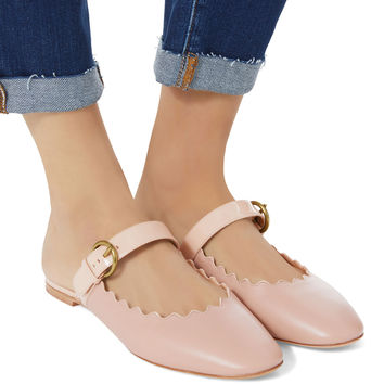 Lauren Slip-On Mules