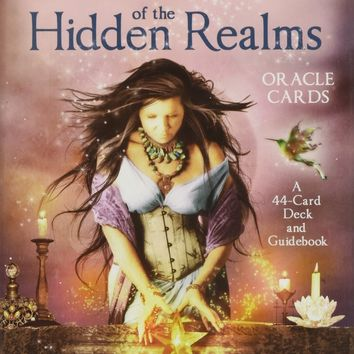 Wisdom of the Hidden Realms Oracle Cards TCR CRDS/B