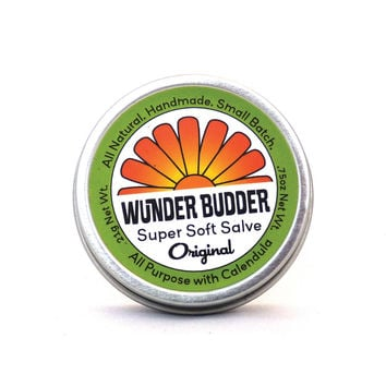 Original Wunder Budder - Wonder Butter Balm for Hands and Lips