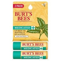 Burt's Bees Medicated Lip Balm .30 oz : Target