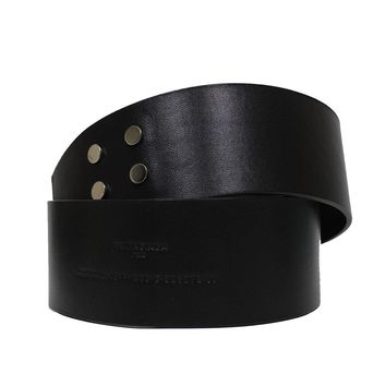 balenciaga couture paris wide leather waist belt 365358 size 80 cm 32 in 2