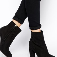 ASOS EXCITE ME Ankle Boots