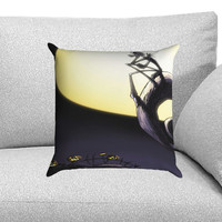 Nightmare Before Christmas Custom Pillow Case for One Side and Two Side