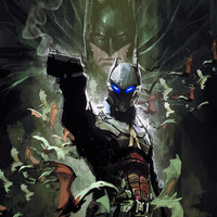 Batman: Arkham Knight Genesis Comic Book Video Game Poster