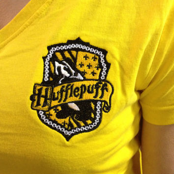 Hogwarts House V-Neck