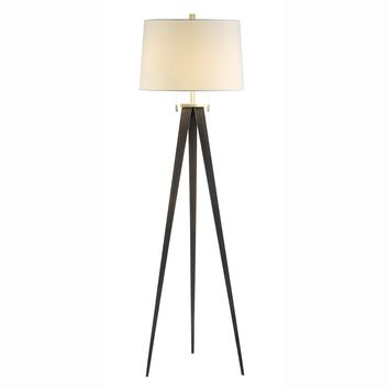 Lennon Tripod Floor Lamp -- 64-1/2-in
