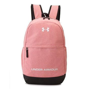 DCCK8H2 Under Armour Fashion Canvas Shoulder Bag Travel Bag School Laptop Backpack