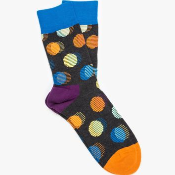 Out of Focus Dot Sock