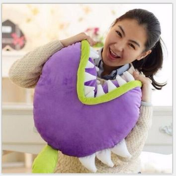1pcs 45cm Plants vs Zombies Plush Toys Piranha Soft Stuffed Plush Toys Doll Pillow Baby Toy for Kids Gifts Party Toys