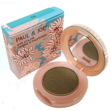 Paul & Joe Beaute Eye Color 0.09 oz Antique Coin 13