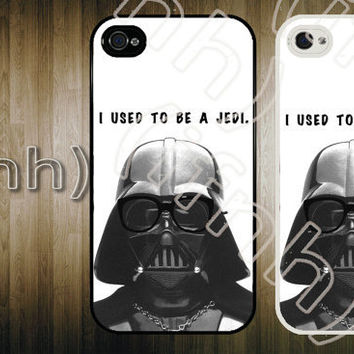 iPhone 4 Case Darth Vader Custom iPhone 4 Case Hipster Darth