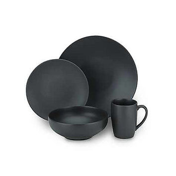 Paradiso Black Dinnerware Collection