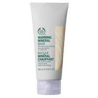 Warming Mineral Mask | The Body Shop ®