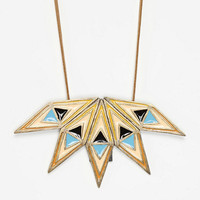 Colorstory by All For The Mountain Lotus Necklace