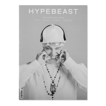 HYPEBEAST Issue 6