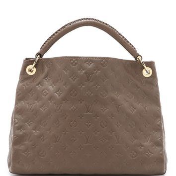 Louis Vuitton Terre Empriente Artsy MM Bag (Previously Owned)
