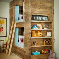 Bunkbed by Slifer Designs