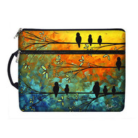 Laptop Sleeve Bag Case for MacBook  Choose by janinekingdesigns