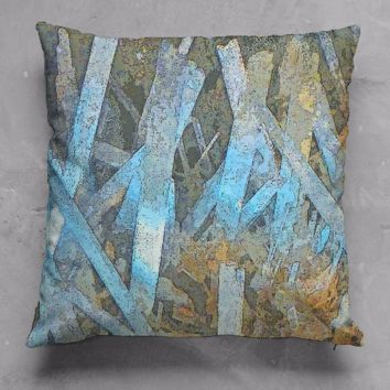 CAVE CRYSTALS PILLOW