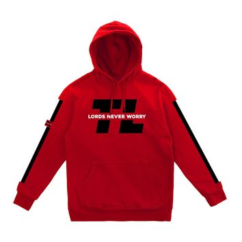 Lords Never Worry Hoodie