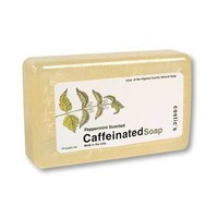 Caffeinated Soap w/ Peppermint Scent