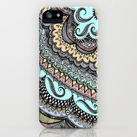 Blackbook No. 3 (Color) iPhone & iPod Case by Lindsay Smithberg