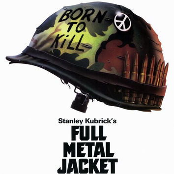 Full Metal Jacket 11x17 Movie Poster (1987)