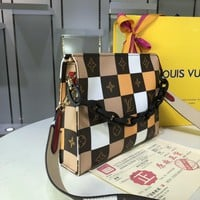 Fashion 2020 new season LV Louis Vuitton artycapucines monogram bags lconic bags top handles shoulder bag tote   cross body bags clutches evening exotic leather bags TRAVEL Backpack