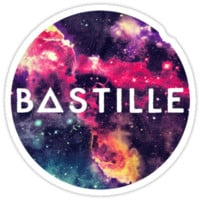 Bastille Sticker