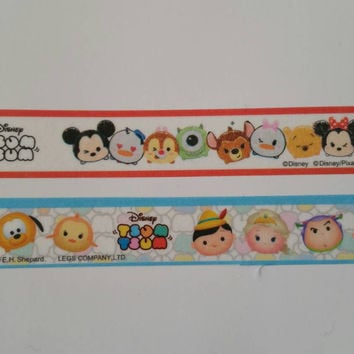 Tsum tsum post office limited edition #2 sample