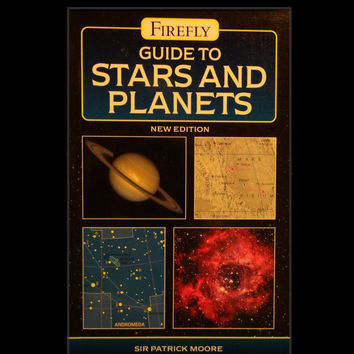 Guide to Stars and Planets by Patrick Moore