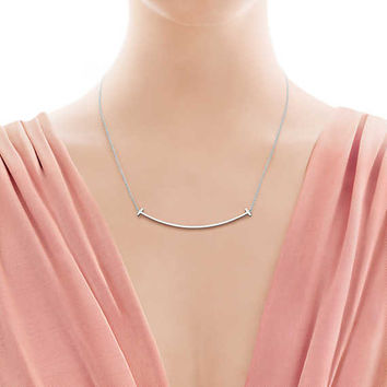 Tiffany & Co. - Tiffany T:Smile Pendant