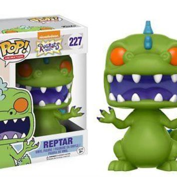 Funko POP Television Rugrats Reptar Action Figure