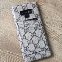Gucci Phone Cover Case For Samsung note 9-5