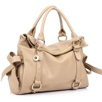 Pure and fresh and lovely bowknot bag,lovely bag