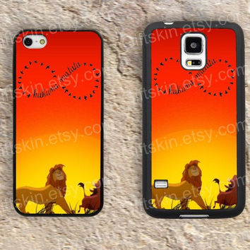 Infinite hope Lion iphone 4 4s iphone  5 5s iphone 5c case samsung galaxy s3 s4 case s5 galaxy note2 note3 case cover skin 175