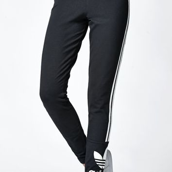 17023a3189098 adidas 3-Stripes Leggings - Womens Pants from PacSun