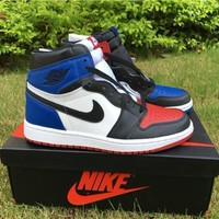Air Jordan 1 Retro High Top 3 Three AJ1 Sneakers