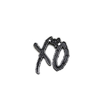 "The Weeknd ""XO"" Pin"